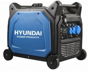 Bilde av HYUNDAI HY6500SEi Inverter Aggregat 6500W -