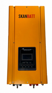 Bilde av SKANBATT Kombi Batterilader og Inverter 12V 3000W
